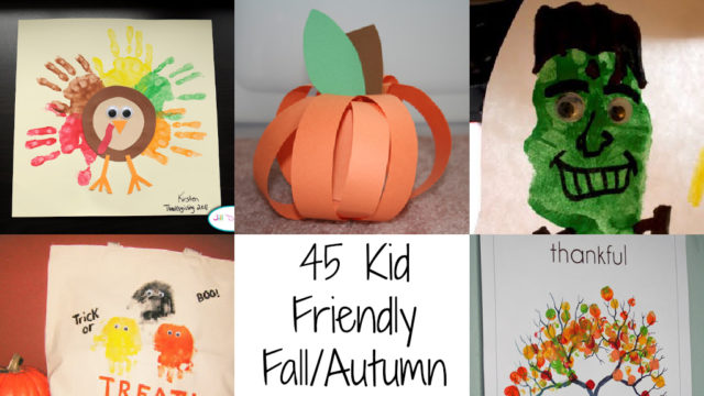 Fall Activities For Your Home School Kids