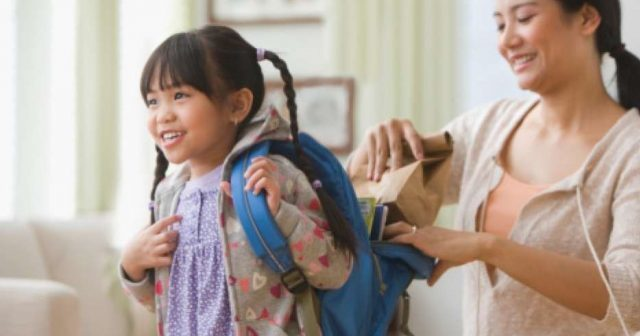 Preparing Your Kid for School