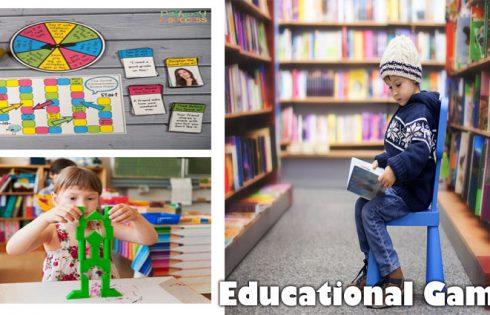 Educational Games - Understanding To enhance Kids Educational Abilities