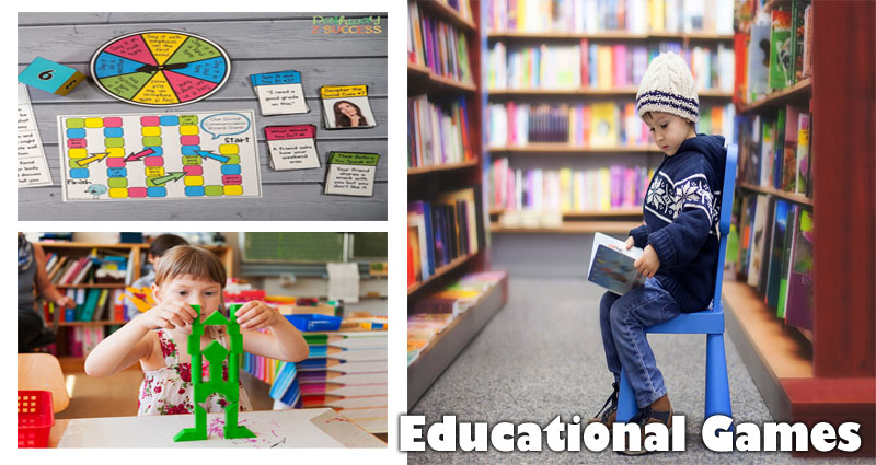 Educational Games – Understanding To enhance Kids Educational Abilities