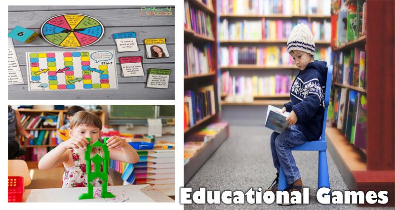 Educational Games – Understanding To enhance Kids Educational Abilities