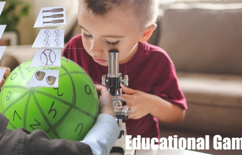 Little ones Educational Games: The basic Information