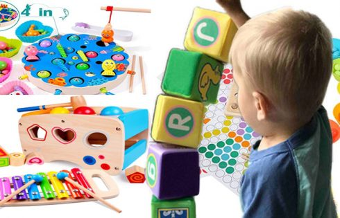 5 Advantages of Gifting Your Little one's Educational Toys