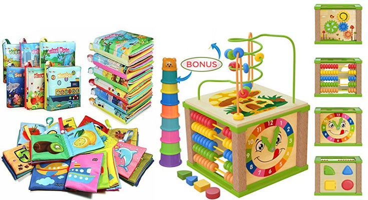 Children Educational Books As Birthday Gifts